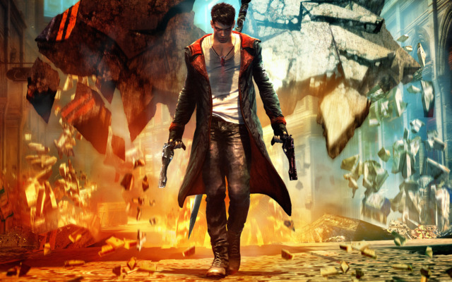 Capcom's Updating DmC, Devil May Cry 4 for Xbox One, PS4