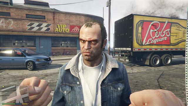 Quick Look: Grand Theft Auto V (PS4)