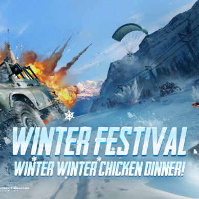 Snowboards Included In New PUBG Mobile Lite Winter Update
