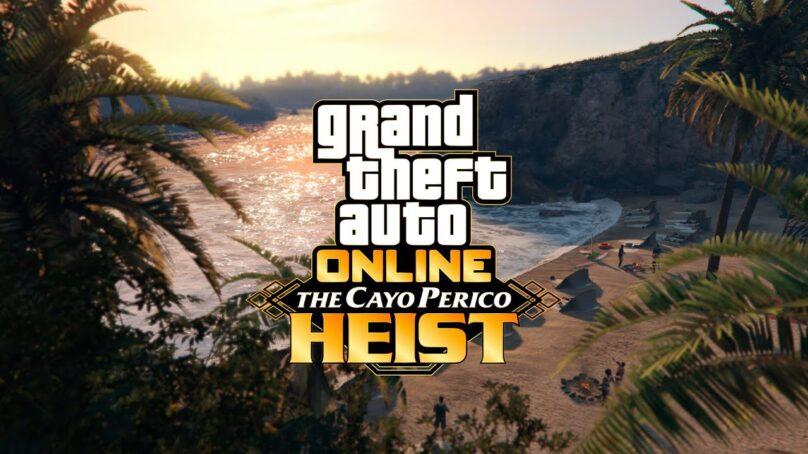 GTA Online's Amazing New Update: Cayo Perico Heist